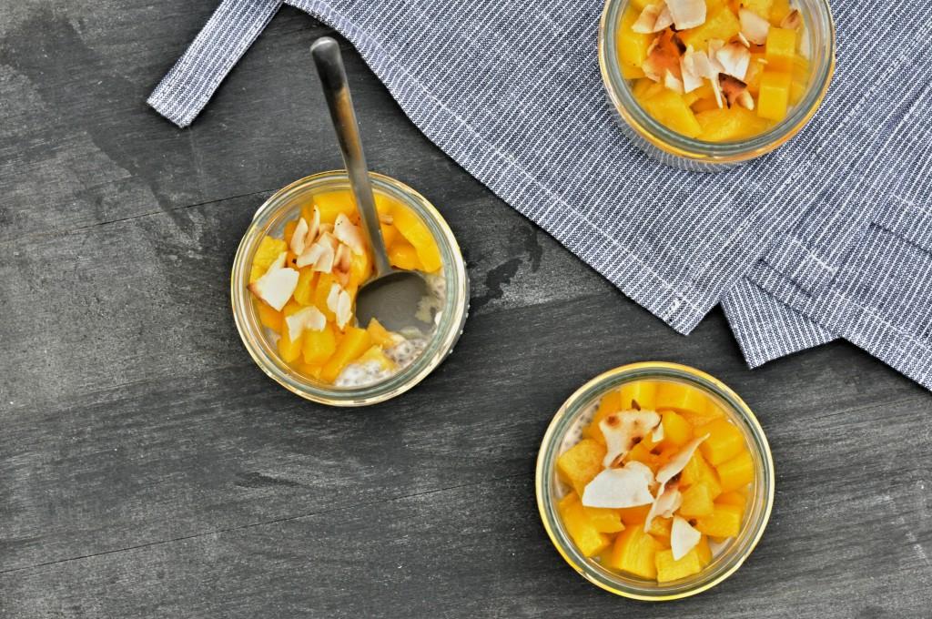 Zdravý recept na dezert, Skvělý recept na domácí dezert z chia semínek