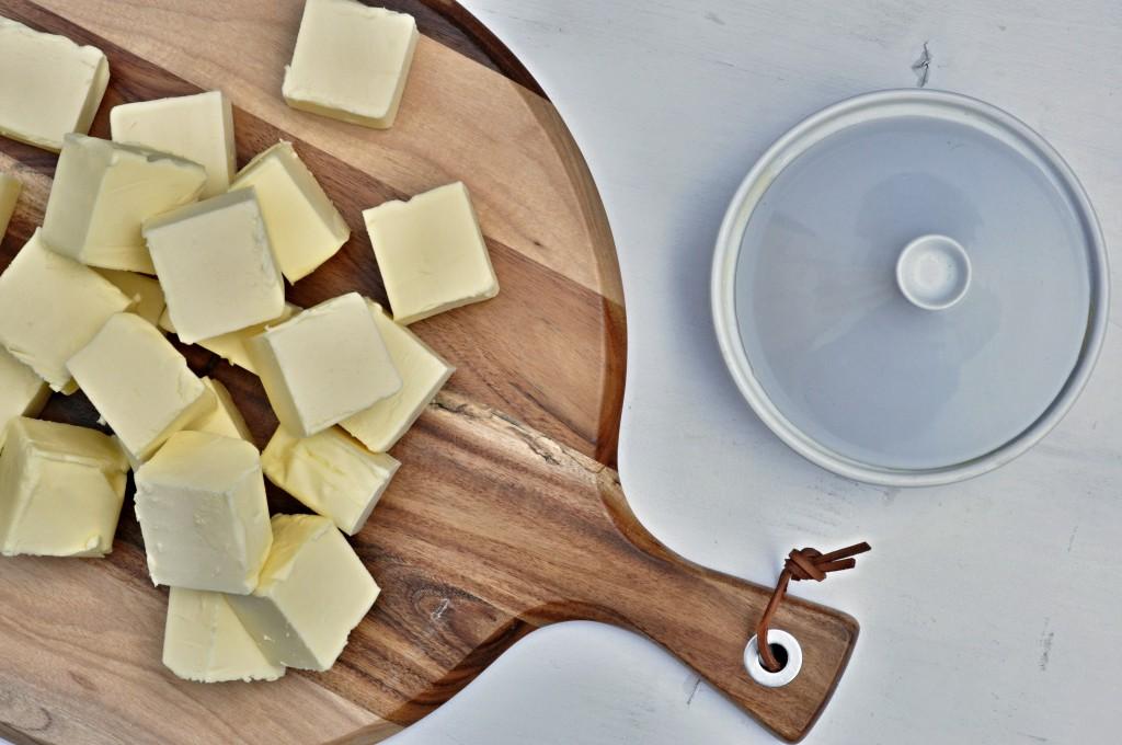 Přepuštěné máslo - indické ghí ( ghee )